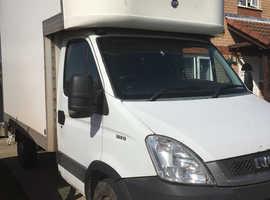 IVECO daily2011  2.3 diesel luton high top van