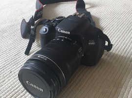 Canon EOS 650D + Accessories