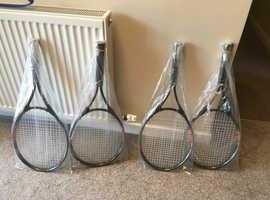 Tennis Rackets x 4 Brand New