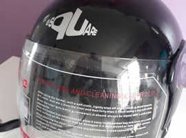 E SquareMotor Bike Helmet