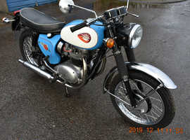 BSA A65 lightning rocket