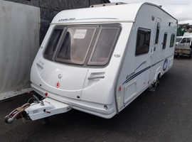 2006 Sterling Eccles Jewel, fixed bed, mover, free extras, ready to use now