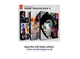 External Solid State Drive with Adobe software. Photoshop, Illustrator, InDesign, Lightroom and More