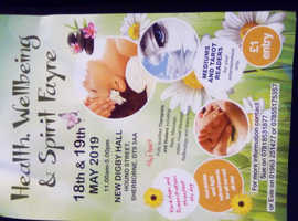 Health Well-being and Spirit Fayre