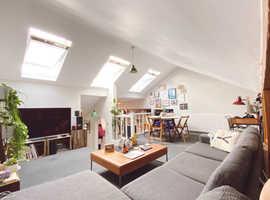 Bright and Beautiful Large 1-Bedroom Flat in Dalston