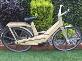 Vintage ITERA plastic bike