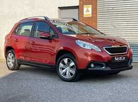 2015 Peugeot 2008 1.4 HDI Active In a Lovely Colour....Only 1 Previous Keeper