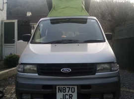 Mazda Bongo, 1995 (N) silver other, Automatic Diesel, 118619 miles