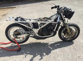 Suzuki rg250 spares repair v5 hpi clear