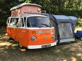 Clap1972 T2 VW campervan