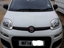 Fiat Panda, 2014 (14) White Hatchback, Manual Petrol, 35,000 miles