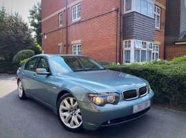 """2003 03 REG BMW 7 Series E65 730d Sport Auto 4dr """" 1 OWNER FROM NEW """" HPI CLEAR """""""