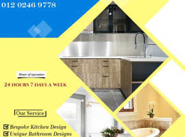 Bespoke Kitchen Design Poole | R.P.B Plumbing & Bathroom Service