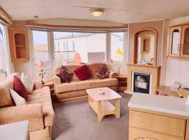2 Bedroom Caravan For Sale on 12 Month Park With Low Site Fees