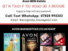Order a Free Avon Brochure - Shop Avon Cosmetics