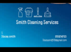 No job to big or small Smith Cleaning dose it all