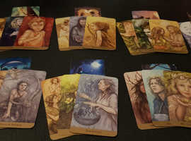 TAROT AND ORACLE READINGS