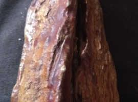 Genuine mammoth tusk tip