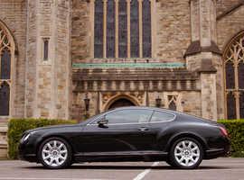 Bentley Continental GT 2004 6.0 W12 81k Miles