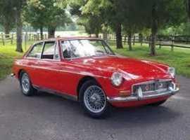 1967 MG GT