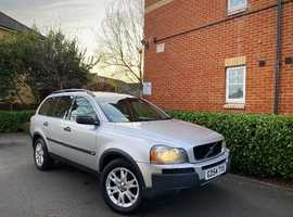 "2004 54 REG Volvo XC90 2.4 D5 SE Geartronic 5dr "" 7 SEATER "" 4X4 "" HPI CLEAR """