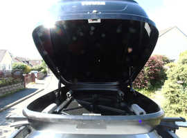 Thule Ocean 80 Car Roof Top Box