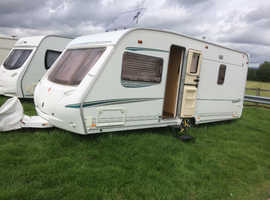 Abbey Vogue GTS 2005 with all the extras included.