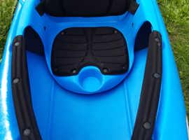 Islander Jive Kayak Blue and White