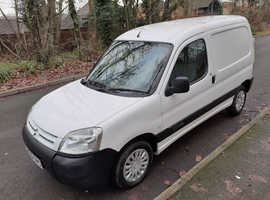 Citroen Berlingo Barn find stored 10 years 57k miles coverd just 1,539 miles in 11 years