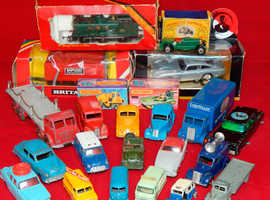 WANTED: Any old models/toys/trains