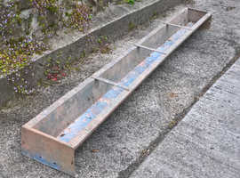 Sheep Feeding Trough