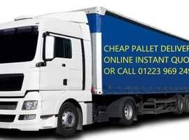 Courier transport , Same day deliveries , Pallet delivery Next day & Economy