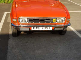 for  sale my lovely austin allegro 1100 deluxe