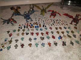 Mega blocks dragons bundle