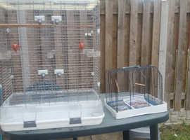 Large hagen vision cage