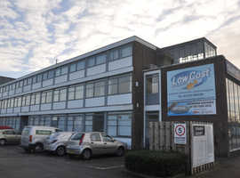 2800 sq ft Office Unit available for rent at Craven Court business estate