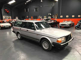 VOLVO 240 STATION WAGON TORSLANDA 1993 - VERY WELL CARED MODERN CLASSIC!!