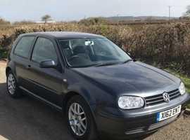 Volkswagen GOLF GTI, 2001 (X), Manual Petrol, 126,000 miles