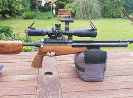 Air Arms S410 TDR  177