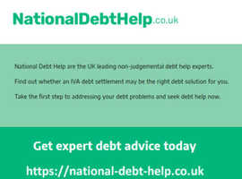 National Debt Help UK - Helping You Become Debt Free