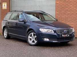Volvo V70 1.6 D2 Business Edition PowerShift Immaculate Very Low Mileage Automatic Volvo Estate....Only 1 Previous Keeper
