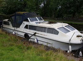 Canal/River Cruiser Boat: FOR SALE