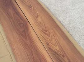 Amtego spacia flooring. Colorado hickory