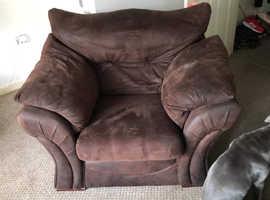 Florida Sofa and 2x Chairs