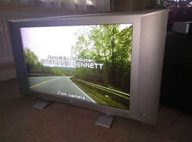 philips matchline 30 lcd flatscreen tv,