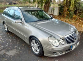 2007/57 MERCEDES E220 CDI AVANTGARDE AUTO ESTATE
