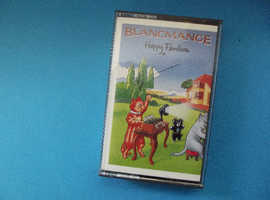 "Blancmange ""Happy Families""  - Audio cassette  album"