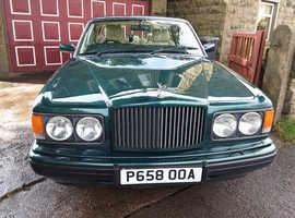 1997 Bentley Brooklands Low Pressure Turbo