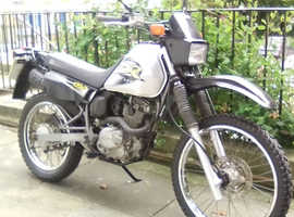 Suzuki DR125 road legal Enduro /SuperMoto bike  very low mileage + new parts recommissioning with brand new MOT