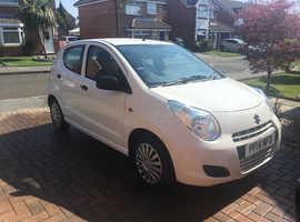 Suzuki Alto, 2014 (14) White Hatchback, Manual Petrol, 32,000 miles